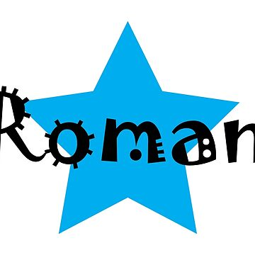 Roman by Obercostyle