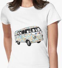 Summer of Love Campervan T-Shirt T-Shirt