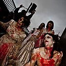 Zombie Brides by Ollie Coghill