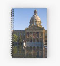 legislature reflected Spiralblock