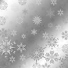Big Christmas Snowflakes  by Lena127