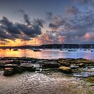 Walk On The Wildside - Paradise Beach , Sydney - The HDR Experience by Philip Johnson