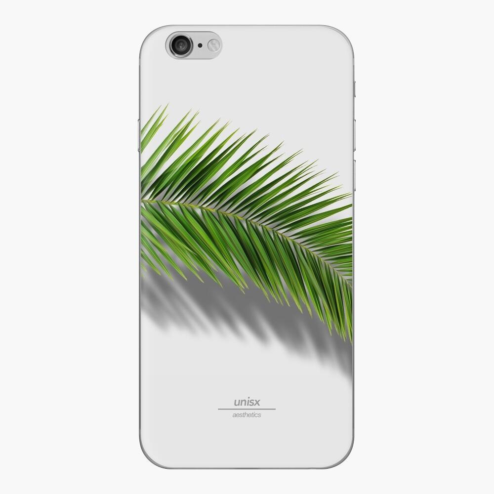 """UNISX AESTHETICS"" PALM TREE DESIGN iPhone Skin"