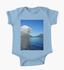 a beautiful East Timor landscape One Piece - Short Sleeve
