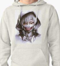 Tokyo Ghoul Kaneki Ken Pullover Hoodie