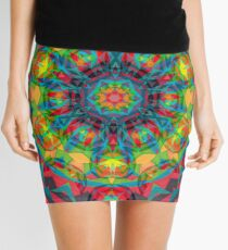 Charcoal and Fruit Ties Fall Into Winter Collection at Green Bee Mee Mini Skirt