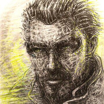 Adam J by BarbarianBarBar
