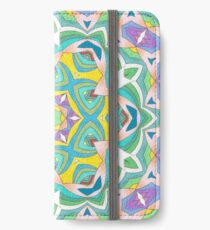 Colors and Bows Fall Into Winter Design Collection at Green Bee Mee iPhone Wallet/Case/Skin