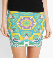 Colors and Bows Fall Into Winter Design Collection at Green Bee Mee Mini Skirt