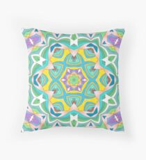 Colors and Bows Fall Into Winter Design Collection at Green Bee Mee Floor Pillow