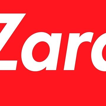 Hello My Name Is Zara Name Tag by efomylod