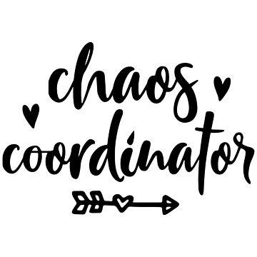 Chaos Coordinator by JakeRhodes