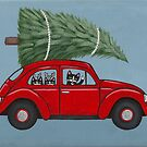 Bringing Home The Christmas Tree! by Ryan Conners