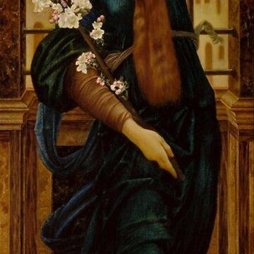 "Edward Burne-Jones ""Hope"" by ALD1"