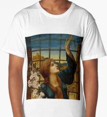 "Edward Burne-Jones ""Hope"" Long T-Shirt"