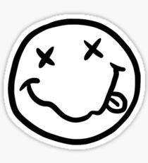 Nirvana Nevermind Sticker