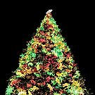 Christmas Tree Illustration by Joe Lach