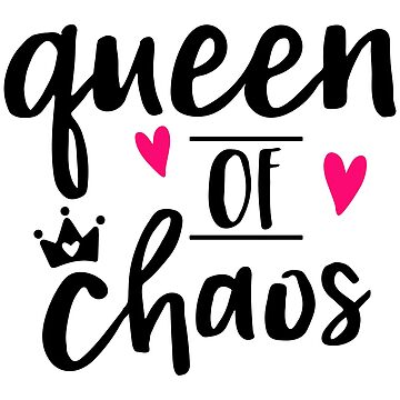 Queen Of Chaos by JakeRhodes