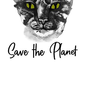 Save the Planet Earth T-Shirt - There's No Planet B! I gift idea  by KokoLaroche