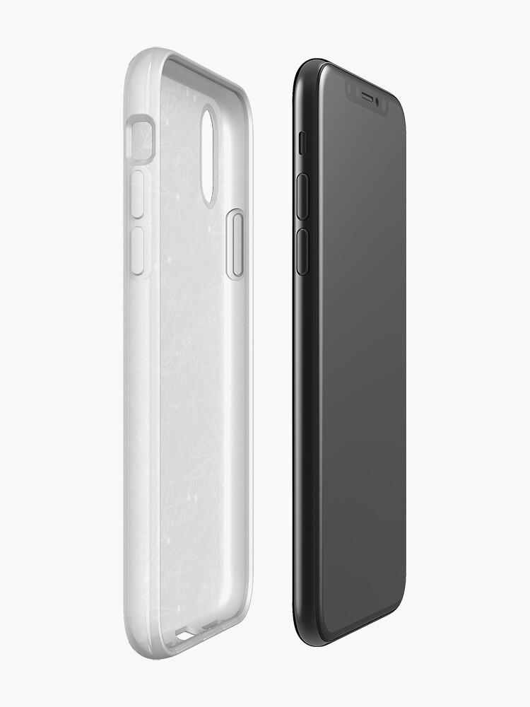 Alternative Ansicht von Geometrie des Raumes iPhone-Hüllen & Cover