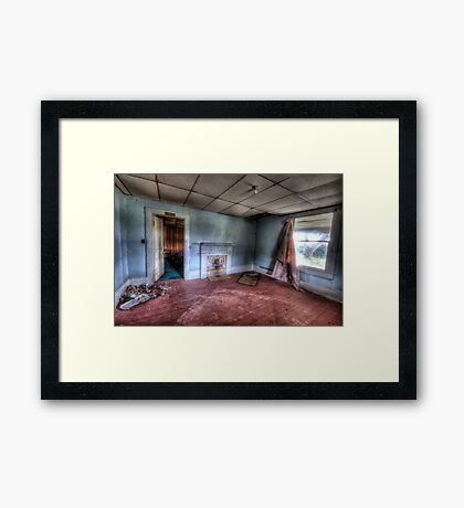 Take Out the Trash Framed Print