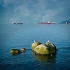 English Bay by Yukondick