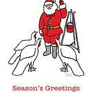 Season's Greetings by Caroline Barnes