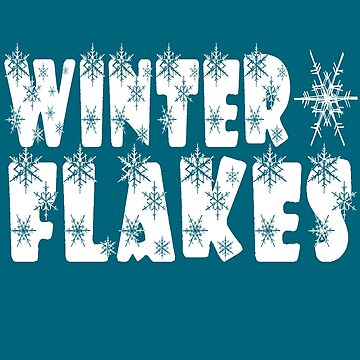 Winter Flakes by iwaygifts