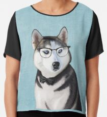 cc345442 Husky Tops T-Shirts | Redbubble