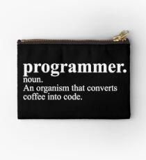 Programmer Definition Studio Pouch