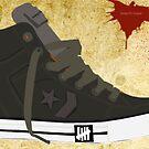 Gym Shoe by DesignStrangler