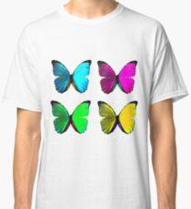 Bright Butterflies Classic T-Shirt