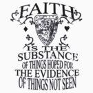 Faith_Black by Elisha Hale