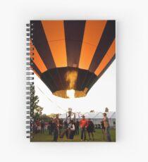 Canberra Balloon Festival 2010 Spiral Notebook