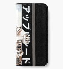 Olympus Polizei SWAT iPhone Flip-Case/Hülle/Skin