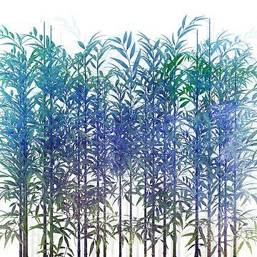 Bamboo wall by rodrigomff23