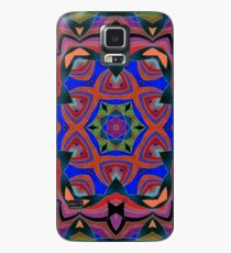 Inverted Colors and Bows Fall Into Winter Design at Green Bee Mee Case/Skin for Samsung Galaxy
