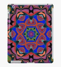 Inverted Colors and Bows Fall Into Winter Design at Green Bee Mee iPad Case/Skin