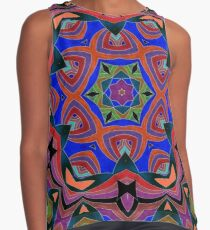 Inverted Colors and Bows Fall Into Winter Design at Green Bee Mee Contrast Tank