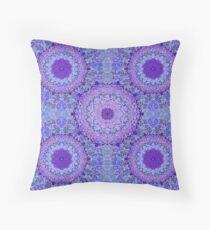 Wisteria Mandalas Floor Pillow