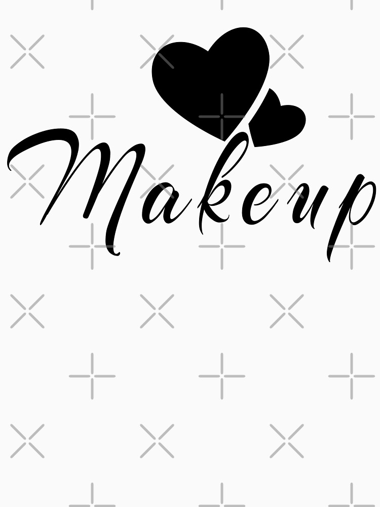 Makeup Love Hearts For Lovers of Make up (Design Day 323) by TNTs