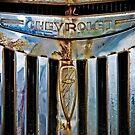 Chevy Grill by Jim Felder