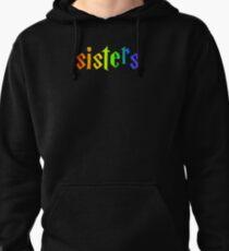 rainbow sisters lightning Pullover Hoodie
