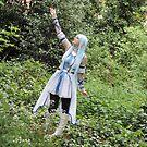 Asuna - Reach  by drawingdream