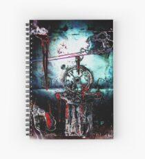 Clocks  Spiral Notebook
