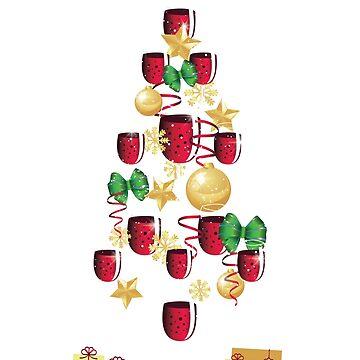 Wine Tree by TFever