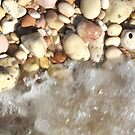 Pebbles and Water by Helen Richards