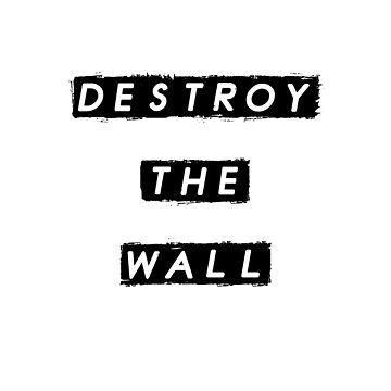 Destroy the wall by lucasbrondi