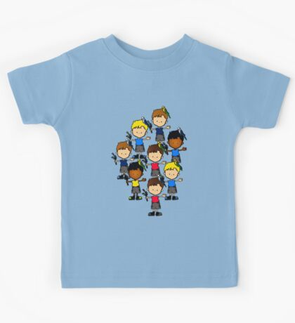 Budgie Boys Kids Clothes
