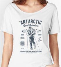 ANTARCTIC GREAT ADVENTURE    T-SHIRT   Women's Relaxed Fit T-Shirt